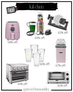 Kitchen Gift Guide for Black Friday