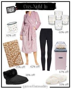 Black Friday Gift Guide for a Cozy Night In
