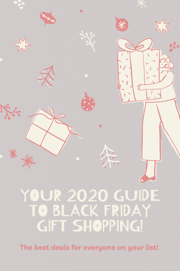 Your 2020 guide to black friday gift shopping
